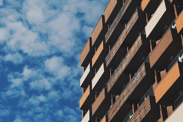 bydlení v paneláku