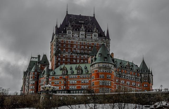 kanadský hrad