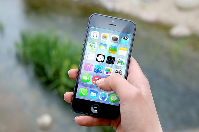 ikony na iphonu
